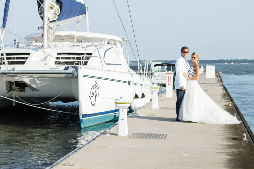 Engagement Sailing Charter Charleston, SC