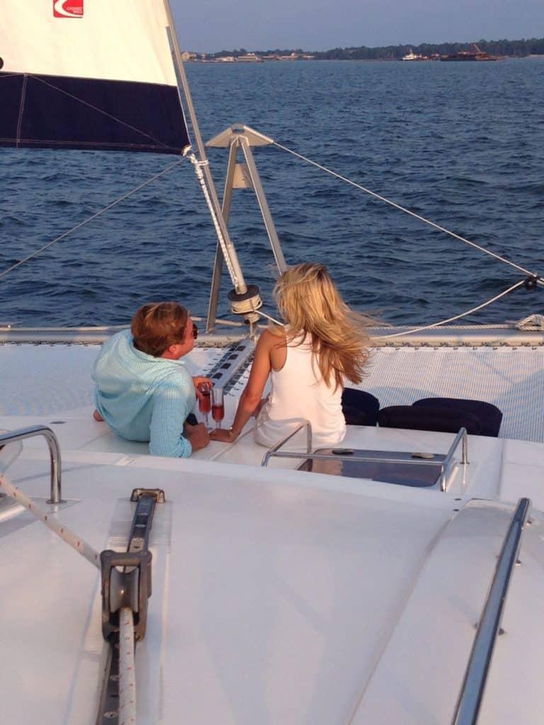 Sunset Sailing Cruise Charleston, SC