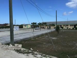 High School Main Street Abrahams Bay, Mayaguana