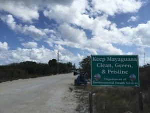 Keep Mayaguana Clean-Mayaguana Island the bahamas