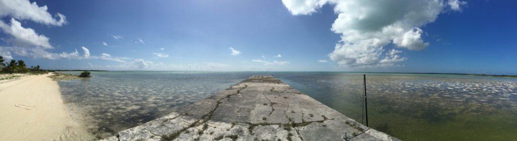 Mayaguana Barrier Reef in the Bahamas