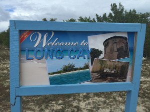 Welcome To Long Cay Bahamas