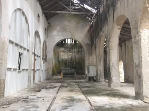 Church Ruins Long Cay