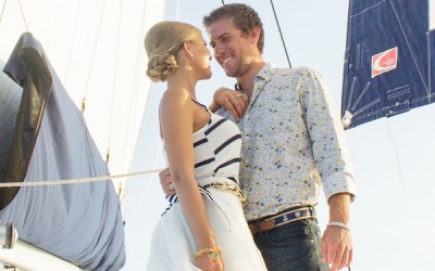 Wine, Water & Wooing: Sailing is the Best Romantic Adventure in Charleston