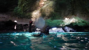 The Grotto Staniel Cay James Bond Thunderball Movie