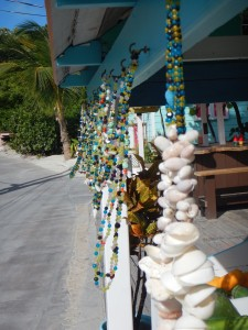 Guana Cay Market & necklaces