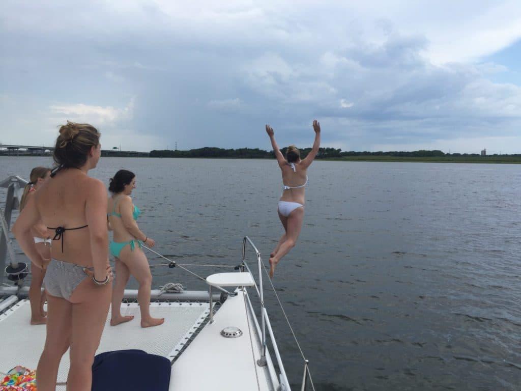 Charleston Yacht Charter