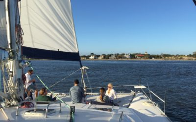 What To Expect on a Sailing Charter