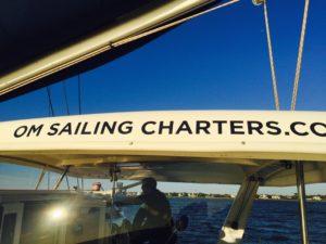 charleston sailing charter