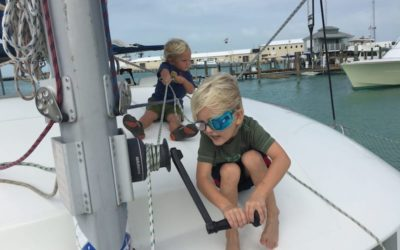 Charleston Sailing Adventure for the Whole Family